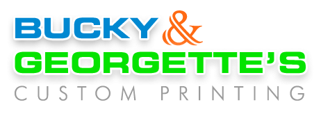 Bucky & Georgette's | Rome NY Custom Apparel Printing, Silk Printing near Utica NY Embroidery Printer Marcy New York, Oneida, New Hartford